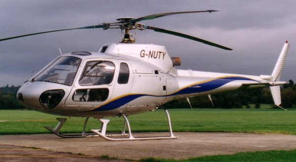 Eurocopter AS350B Squirrel 1982