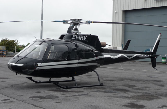 Eurocopter AS350B Squirrel 1983
