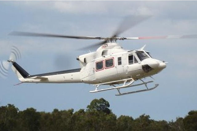 Bell 412 IFR 1993 FOR LEASE